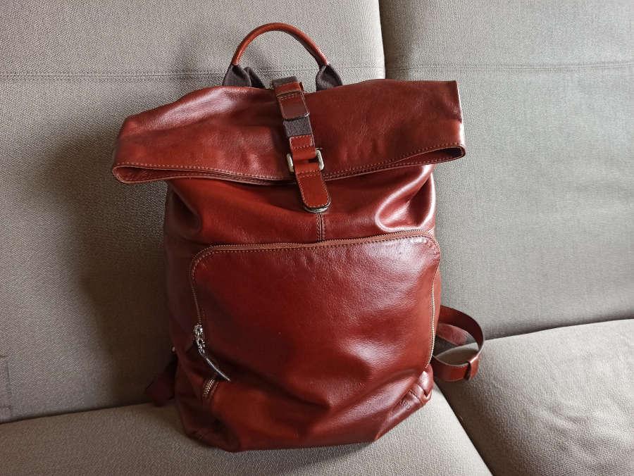 Mein heißgeliebter Rucksack