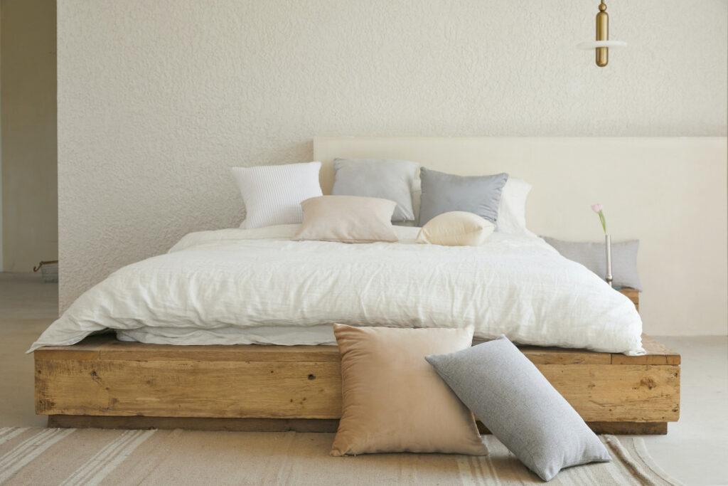Im Schlafzimmer am besten keine Ablenkungen